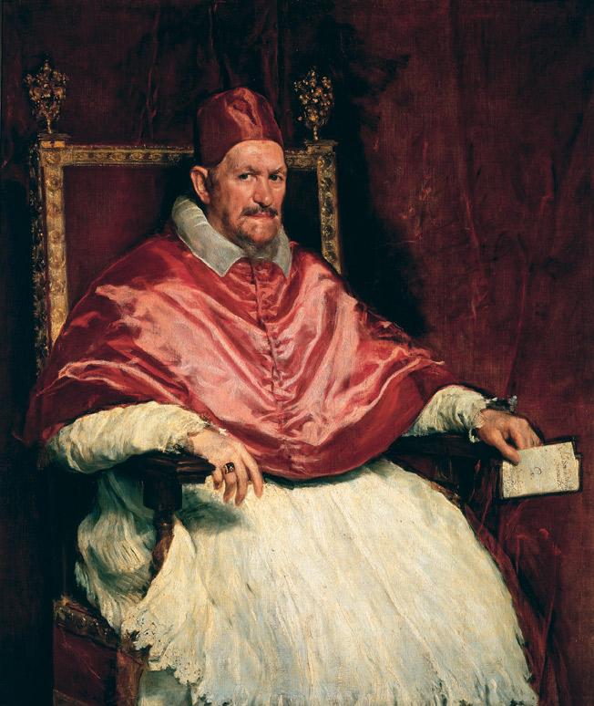Le pape Innocent