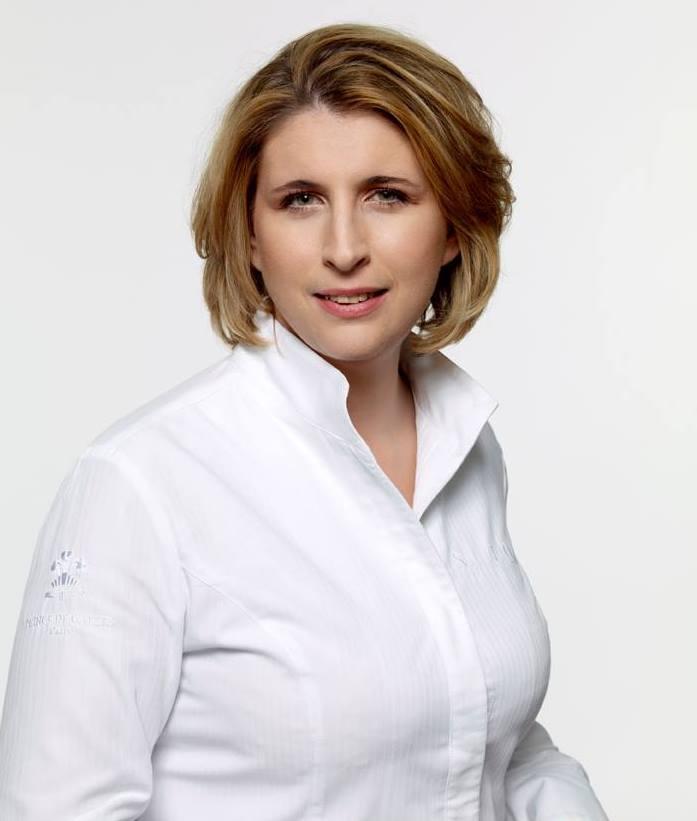 """2011 - Stéphanie Le Quellec remporte la saison 2 de """"Top Chef"""""""