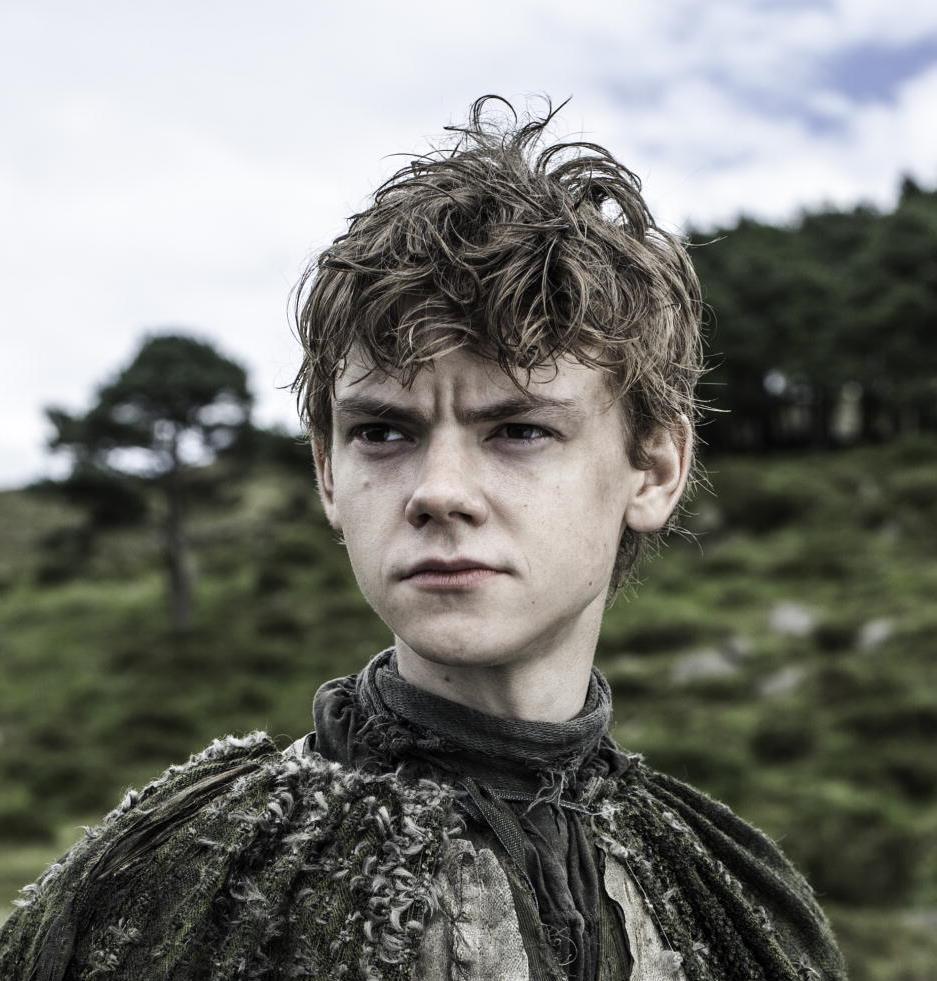 """Vu dans """"Game of Thrones"""", le jeune Thomas Brodie-Sangster est présent dans un petit rôle dans """"Star Wars 7"""""""