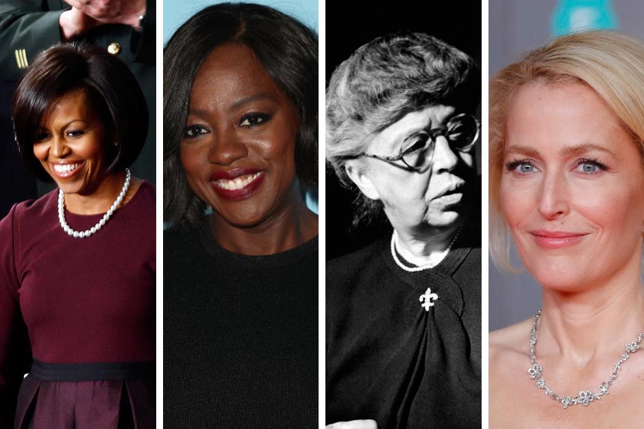 Viola Davis et Gillian Anderson se glisseront dans les vies des Premières Dames