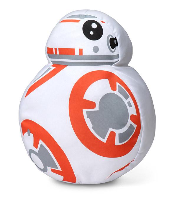 Oreiller BB-8 Thinkgeek, 19,99 dollars