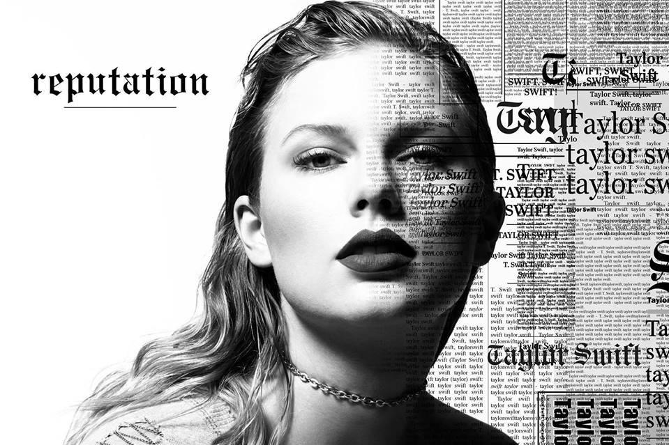 """""""Reputation"""" de Taylor Swift a été l'un des albums pop les plus attendus et les plus discuté de l'année (16€)"""
