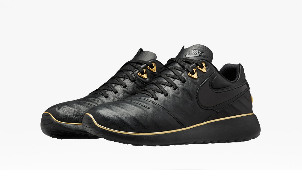 Baskets de la collection NikeLab X Olivier Rousteing