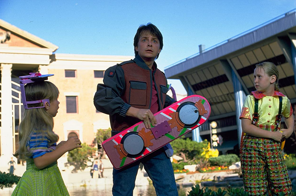Michael J. Fox, l'inoubliable Marty McFly