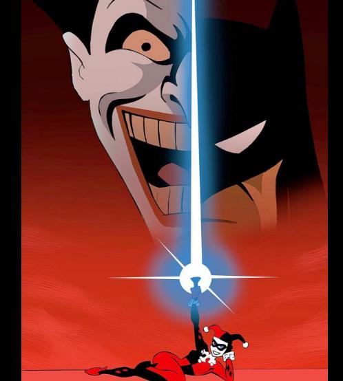 """Mark Hamill a rendu hommage au personnage du Joker de la série animée """"Batman"""""""