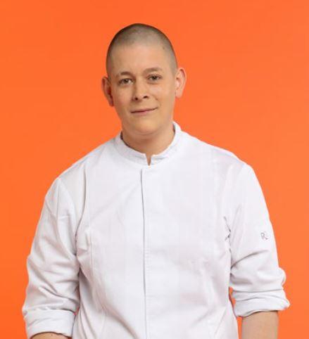 """Julien Wauthier, 33 ans, chef du restaurant gastronomique """"La plage d'Amée"""", Namur (Belgique)"""