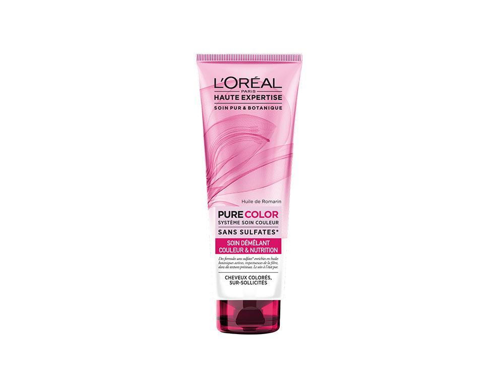 Haute Expertise Pure Color Demêlant Couleur & Nutrition, l'Oréal, 5,90 euros