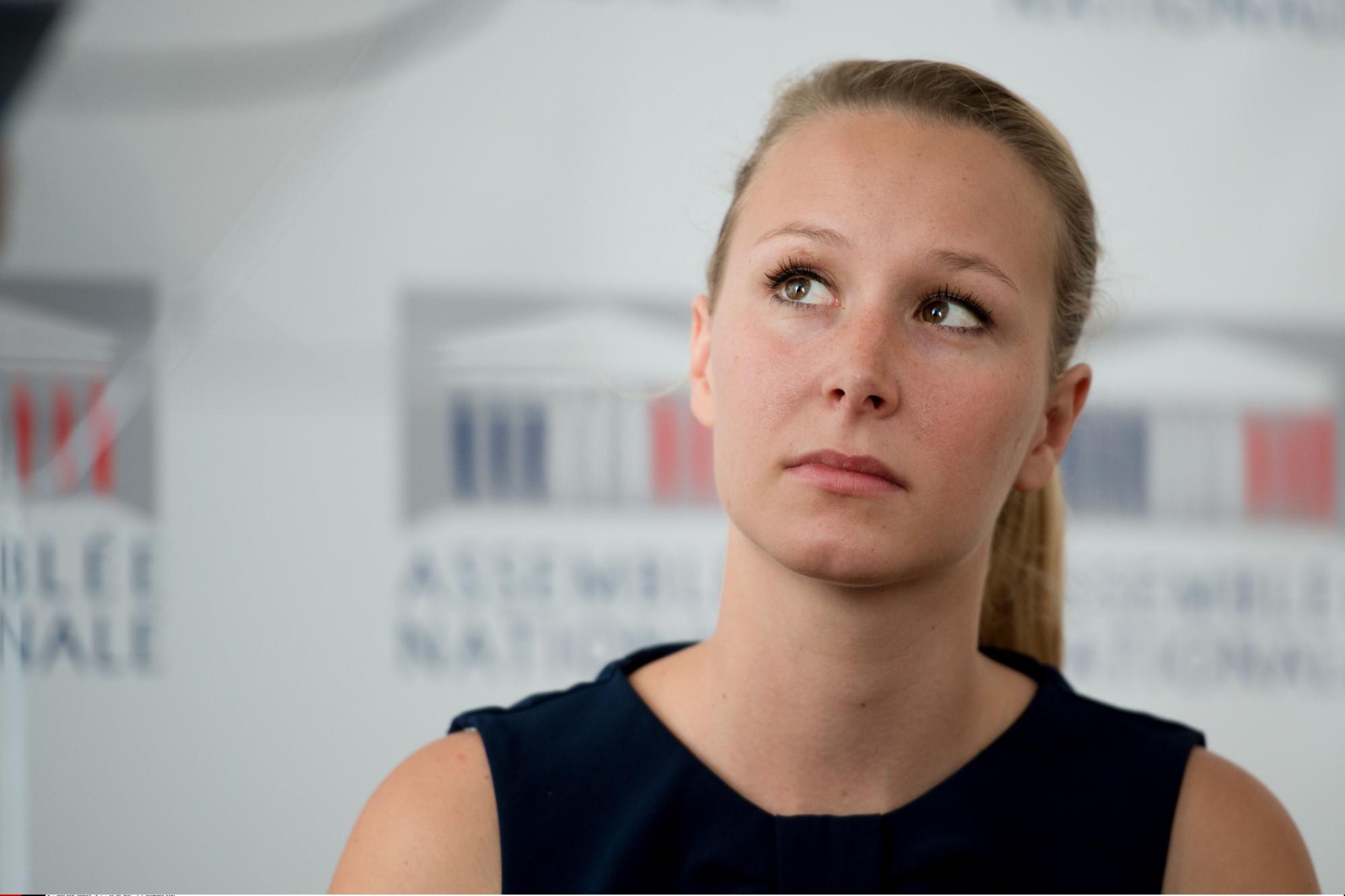 VIDEOS. Létonnante déclaration de Marion Maréchal-Le Pen