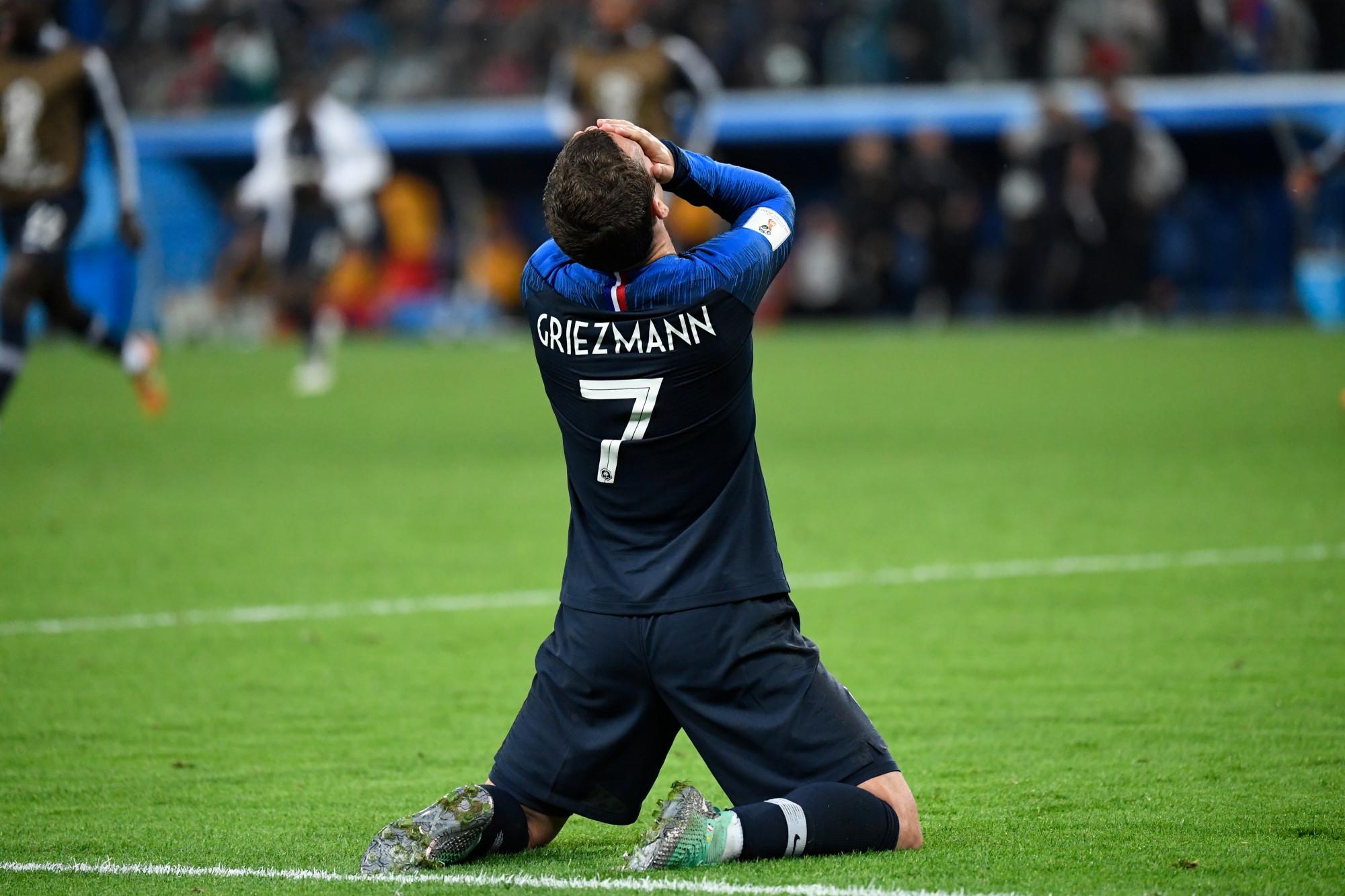 EdmendSport France /équipe Nationale Demi-Chandail de Football Costume de Football /à Manches Longues Jambe Costume Pantalon