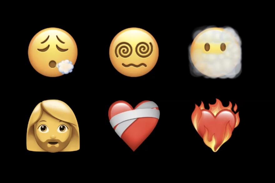 1408091 de nouveaux emojis font leur apparition sur l iphone - Apple launches iOS 14.5: what's new for iPhone users?  - RTL.fr