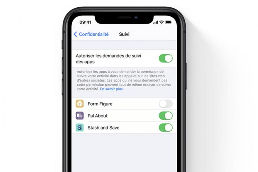 1408095 avec ios 14 5 les applications doivent demander l autorisation pour suivre les utilisateus - Apple launches iOS 14.5: what's new for iPhone users?  - RTL.fr