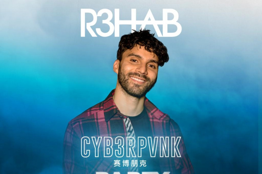 R3hab, DJ résident Party Fun