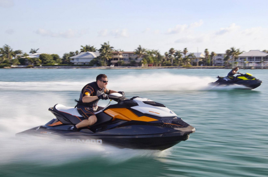 Jet Ski : Jeu Fun Radio