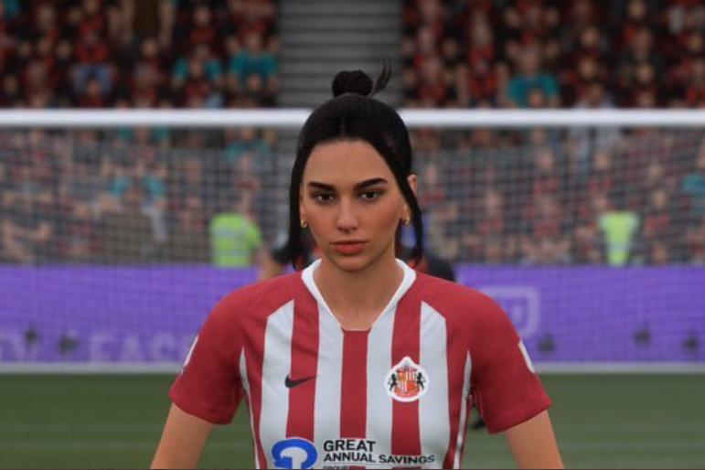 """Dua Lipa intègre le mode Volta de """"FIFA 21"""""""