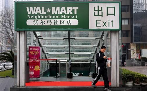 Le géant américain Wal-Mart est impliqué dans un scandale alimentaire en Chine : du renard a été retrouvé dans de la viande d'âne (Illustration)