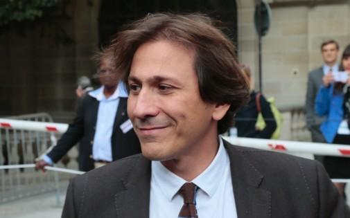 Le président du conseil général de l'Essonne Jérome Guedj le 12 septembre 2012.