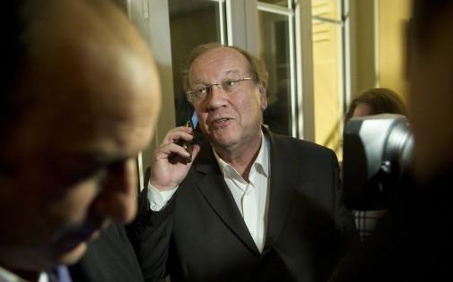 Jean-Pierre Bechter le  12 décembre 2010.