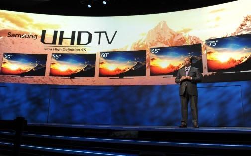 La ultra haute définition est à l'honneur cette année lors du CES de Las Vegas.