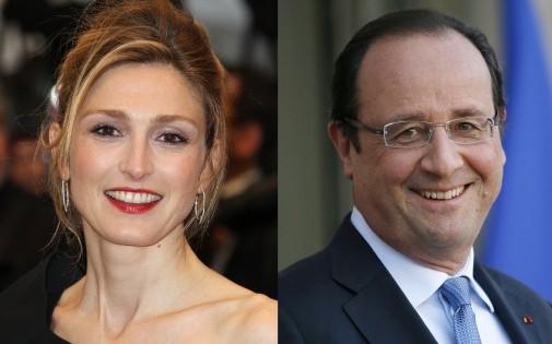 """Julie Gayet et François Hollande auraient une liaison selon """"Closer"""" du 10 janvier 2014"""