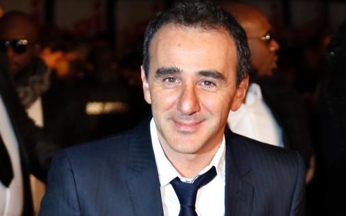 Elie Semoun, à Cannes, le 26 janvier 2013 lors des NRJ Music Awards.