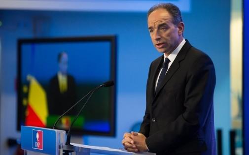 Le président de l'UMP, Jean-François Copé, le 8 janvier 2014 à Paris.