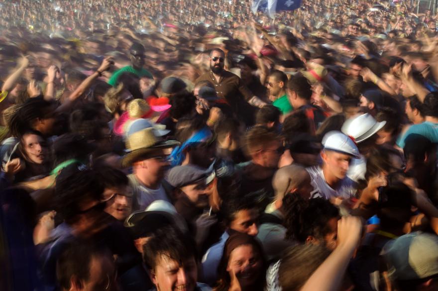 La population française compte 66 millions d'habitants (illustration)