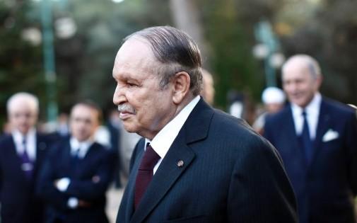 Abdelaziz Bouteflika le 19 décembre 2012.