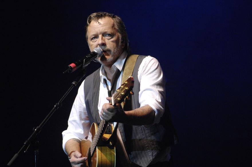 Le chanteur Renaud, le 18 novembre 2007.