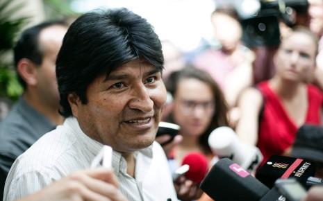 Le parti de Evo Morales, le président bolivien, avait présenté une demande auprès de la Cour pour dépénaliser l'avortement .