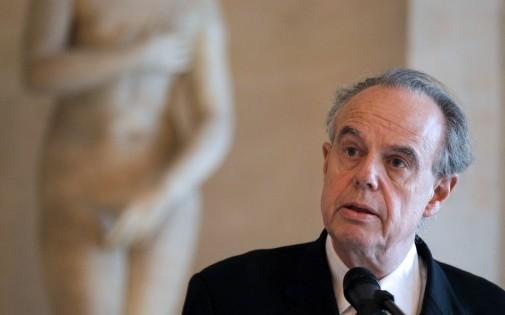 L'ancien ministre de la Culture, Frédéric Mitterrand à Versaillles en décembre 2011 (Archives).
