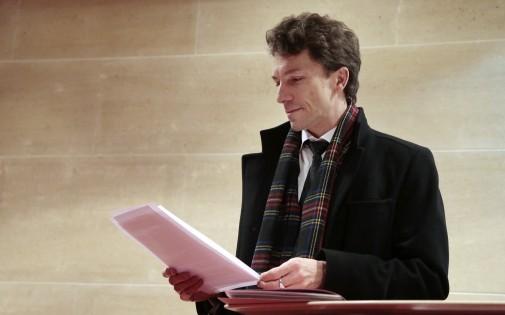 Le juge anti-terroriste Marc Trévidic, le 14 février 2013 à Paris