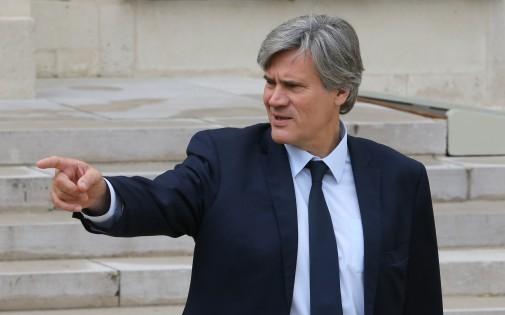 Le ministre de l'Agriculture Stéphane Le Foll est la seule tête de liste du gouvernement.
