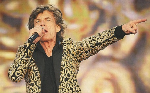 Mike Jagger et le groupe Rolling Stones ont annulé sept concerts australiens en mars.