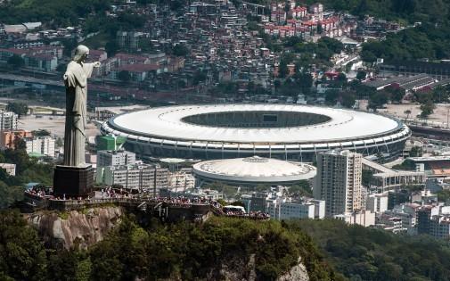 Le mythique Maracana accueillera sept matches du Mondial, dont la finale