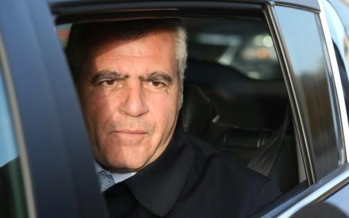 L'avocat de Nicolas Sarkozy, Thierry Herzog, le 15 novembre 2012 (photo d'Archives).