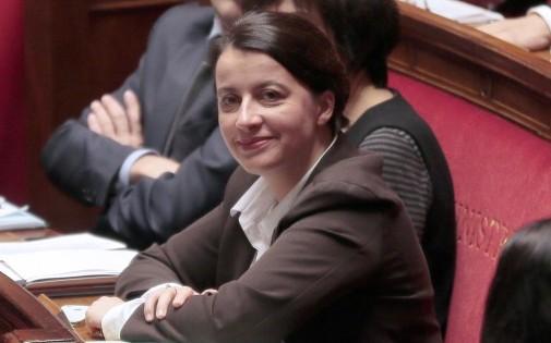 La ministre du Logement Cécile Duflot, ici le 25 février à l'Assemblée nationale, a annoncé la prolongation de la trêve hivernale.
