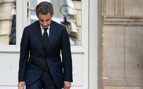 Nicolas Sarkozy le 25 mars 2013 à Paris.