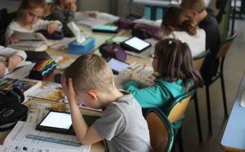 Depuis dix ans, la ville d'Élancourt a investi près de deux millions d'euros pour mettre ses écoles à l'heure du numérique