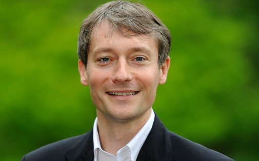 Laurent Hénart, candidat UDI aux élections municipales