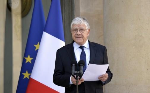 Le secrétaire général de l'Élysée, Pierre-René Lemas, le 2 avril 2014.