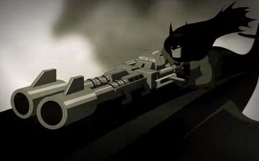 """Le court-métrage """"Batman : Strange Days"""""""