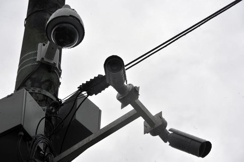 Des caméras de vidéosurveillance (photo d'illustration).