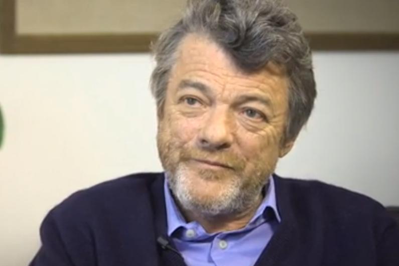 Capture d'écran de la vidéo de Jean-Louis Borloo diffusée dimanche 19 mai.