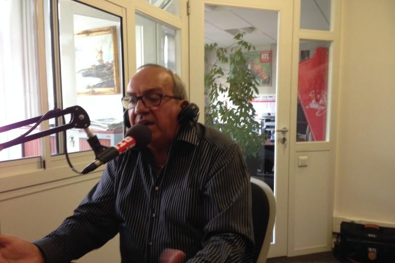 Fabien Thieme, maire de Valenciennes