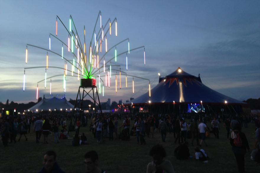 La 16ème édition du festival Solidays devrait accueillir 175.000 personnes