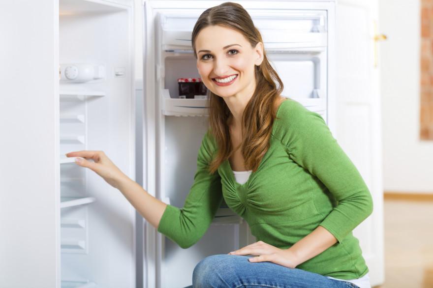 Dégivrer et nettoyer un réfrigérateur