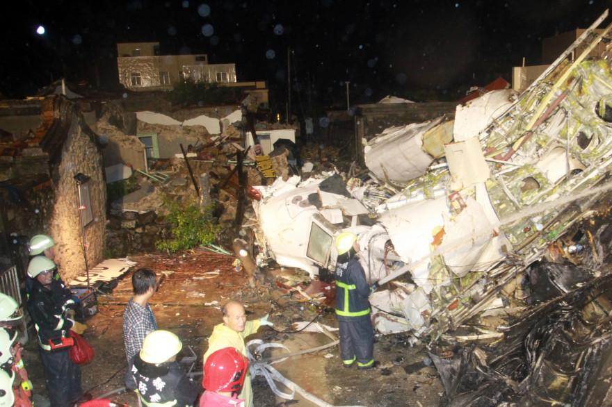 Le Quai d'Orsay a indiqué mercredi 23 juillet que deux ressortissants français figurent parmi les victimes du crash d'un avion à Taïwan.