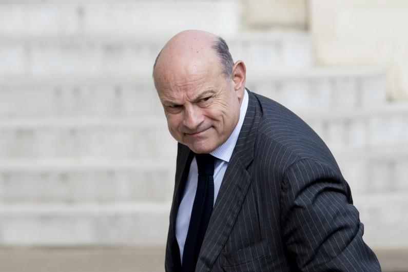 Le secrétaire d'État aux Relations avec le Parlement, Jean-Marie Le Guen, le 18 juin 2014 à l'Élysée (Archives).