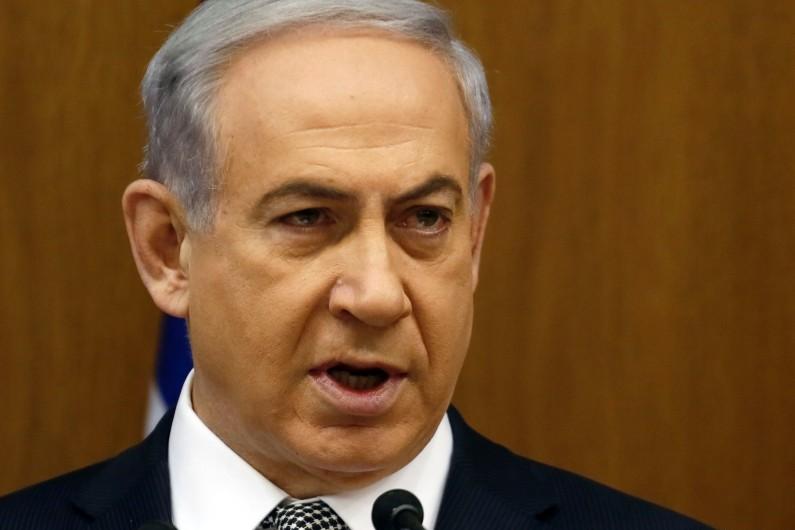 Le chef du gouvernement israélien, Benjamin Netanyahu, le 24 juillet 2014 (Archives).