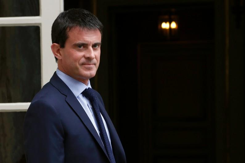Manuel Valls s'exprimera à 20 heures après l'annonce du nouveau gouvernement mardi 26 août